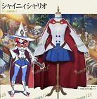 Anime Little Witch Academia Ursula Callistis Cosplay Costume Fancy Dress FullSet