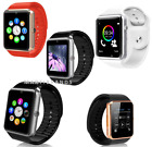 Kyпить Smart Watch Bluetooth GSM Call MP3 Clock For Adults Apple Android Player Sim на еВаy.соm