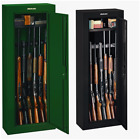 Security Cabinet 8 Gun Stack On Safe Storage Steel Lock Locker Fit Rifle Shotgun