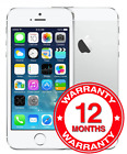 Apple iPhone 5s 16GB/32GB/64GB - Unlocked SIM Free Smartphone - Gold/Silver/Grey <br/> 12 MONTHS WARRANTY - 100% FACTORY UNLOCKED - TOP SELLER