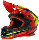 New UFO ONYX WAKE Motocross Enduro Helmet GOLD ACU Road Legal CRF CR RMZ DRZ XR