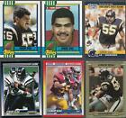 1990 Junior Seau Rookie Card Topps Score Pro Set Supplemental Action Packed RC $1.28 USD