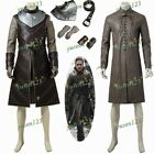 Game of Thrones Vol.7 Jon Snow Night's Watch Cosplay Costume Comic Con Partywear