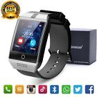 Bluetooth Curved surface Square smart watch Q18 SIM Camera for/Android IOS Wrist