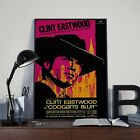 Coogans Bluff Clint Eastwood Movie Film Poster Print Picture A3 A4
