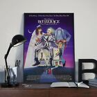BeetleJuice Michael Keaton Comedy Movie Film Poster Print Picture A3 A4