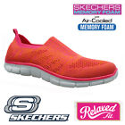 LADIES SKECHERS MEMORY FOAM LIGHTWEIGHT WALKING BALLET PUMPS TRAINERS SHOES NEW