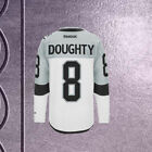 Los Angeles Kings Drew Doughty Replica Gray Jersey Size M 2XL