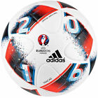 Adidas UEFA EURO 2016 Official Match Soccer Ball Wht/Brght Blue/Solar Red AO4851