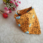 1Pcs . Baby Unisexs Kids Triangle Head Scarf Bandana Bibs Saliva Towel Dribble·