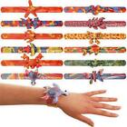 Animal Snap Bands, Slap Bracelets, Party Snap Bracelets, Fillers, Any Qty