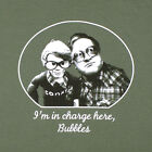 I'm in charge here! - Bubbles and Conky T-Shirt