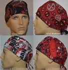 Marvel Deadpool & Antman Collection Unisex Surgical Scrub Hat Chemo Cap