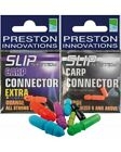 Preston Innovations Slip System Connectors All Types &  Sizes Available