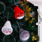 New Christmas Snowman Hanging Ball Doll Party Decoration Xmas Tree Pendant Chic