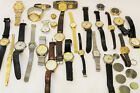 Job Lot House Clearance Vintage And Modern Watches Spares And Repairs Untested