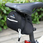 ROSWHEEL Waterproof MTB Bike Bicycle Saddle Seat Bag Tail Rear Storage Pouch #9