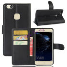Luxury Flip Magnetic Card Slot Wallet PU Leather Case Cover For Huawei P10 lite