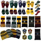 Harry Potter Cosplay Accessories Gryffindor/Slytherin/Hufflepuff/Ravenclaw LOT