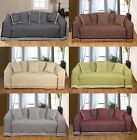 """NEW KLiving Flamstitch Luxury Chenille Multipurpose Throw 50""""x60"""" Colour Choice"""