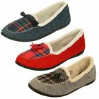 Ladies Padders Slippers 'Tassel'