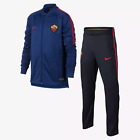 BRAND NEW - NIKE - A.S. ROMA DRY SQUAD TRACKSUIT = KIDS SIZES