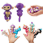 LITTLE BABY MONKEY FINGER RESPONSIVE INTERACTIVE FINGER MONKEY PET TOY XMAS GIFT