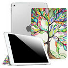 For New iPad 9.7 inch 5th Generation 2017 Tablet Slim Shell Case Cover Stand