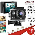 V1 Waterproof Ultra 4K Full HD 1080P Sport Camera WiFiAction Camcorder as Go-Pro