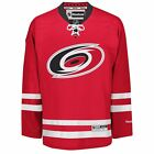 New Men's REEBOK NHL PREMIER JERSEY Red Carolina Hurricanes on eBay