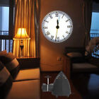 LED Analog Projection Clock with Based Projector LED Projector Clock Project HOT