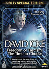 David Icke: Freedom or Facism: The Time to Choose (DVD, 2008, 3-Disc Set)