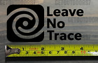 leave no trace - Leave No Trace Sticker Decal LNT 4