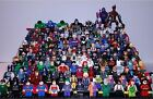 ALL New  Super Heroes Dc Comics Marvel Custom Mini Figures Fit With Lego Toys £1.8 GBP on eBay
