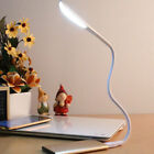 Flexible Silicone USB LED Light Lamp For KEYBOARD READING NOTEBOOK LAPTOP MAC PC