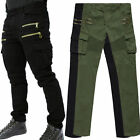 skinny combat trousers - 2017 Mens tactical overalls skinny pants MILITARY SECURITY CARGO COMBAT trousers