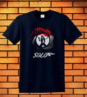 James Bond  Han Solo Licensed to Shoot First T-Shirt Navy blue colours 1 $23.99 USD