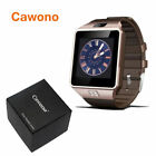 DZ09 Bluetooth Smart Watch GSM SIM Phone Mate+Camera For Android&iphone+Gift Box