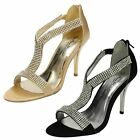 Ladies Anne Michelle Heeled Sandals