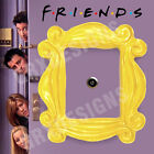FRIENDS TV SHOW Monica's Yellow Peep Hole door frame prop USA Christmas Gift!