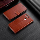 For Huawei P8 P9 P10 Lite Mate 20 Pro Magnetic PU Leather Wallet Flip Case Cover