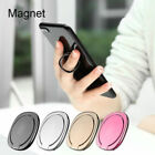 Universal Magnet Holder Car Mount 360° Finger Ring Desk Bracket For Cell Phone