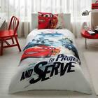 %100 Cotton Cars Crush  Theme licensed Bedding Set Single / Twin Best Seller Set