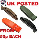 EMERGENCY WHISTLE ULTRA LOUD 100DB SAFETY SOLAS & NATO MARINE LIFEBOAT SPORT