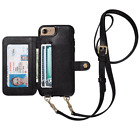 Sena Isa Crossbody Snap On Leather Case for iPhone 6 / 7 / 8