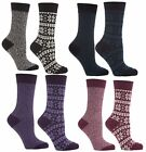 Jennifer Anderton SOLTK01G1 Chunky Knit Boot Socks Pack Of 2