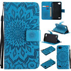 For LG G6 G5 G4 G3 Q6 V20 V10 Magnetic Flip Stand Card Wallet Leather Case Cover