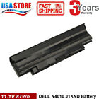 6/9Cell Battery F N4010 Dell Inspiron 13R 14R 17R N4050 N5010 N7010 04YRJH J1KND