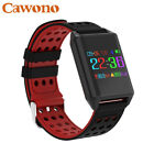 R11* Bluetooth Smart Band Bracelet Sport Heart Rate Monitor Waterproof Color LCD