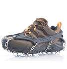 FREESTEPS6® Crampon 21 Stainless Steel Spikes Running/Winter Hiking RRP £39.99